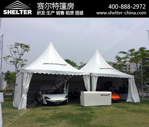 3-10米尖顶篷房租赁