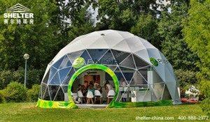 球形展览帐篷
