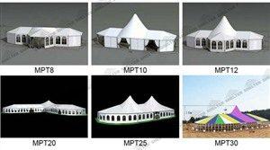 组合型篷房