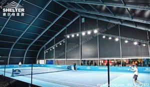 网球场篷房